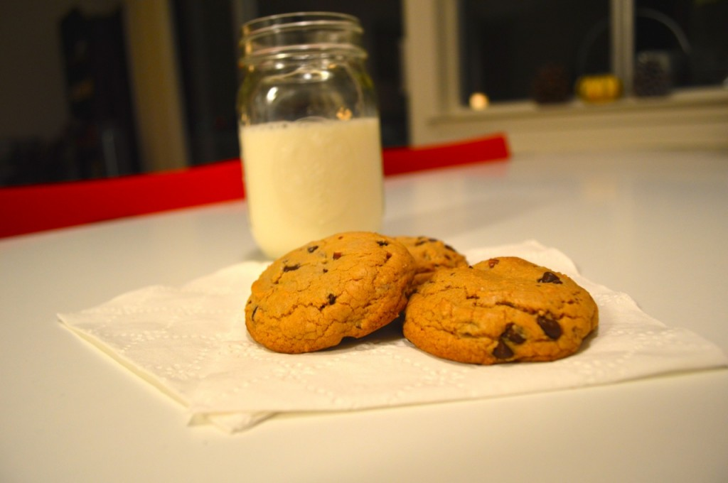 Chocolate Chip Pecan Cookies - 11