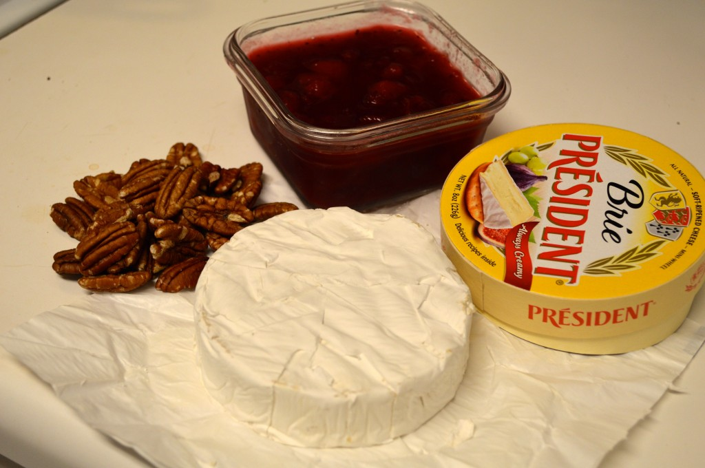 Baked Brie 1