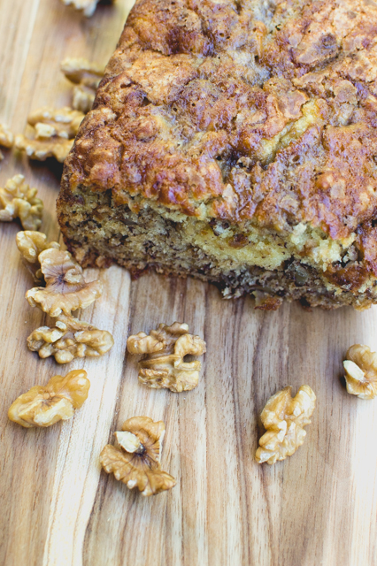 Best Banana Bread Ever! | cookinginthecreek.com